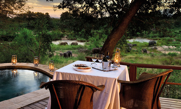 Luxury Golfing Safari