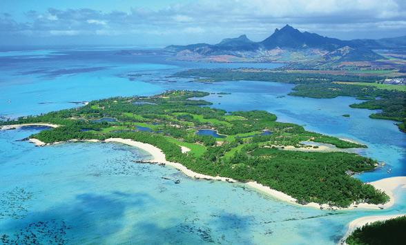 Mauritius Golf Holidays
