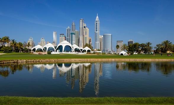 Golfing Holidays in Dubai