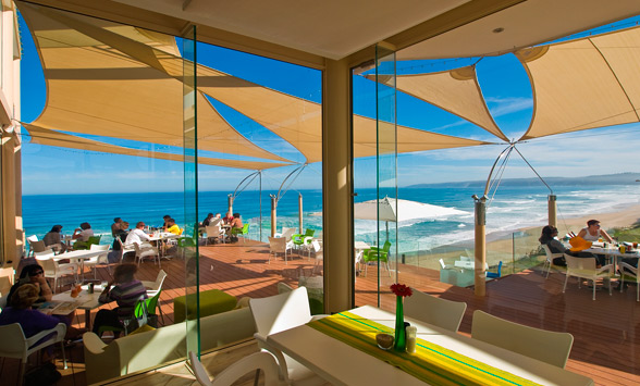 Top hotels on the Garden Route.