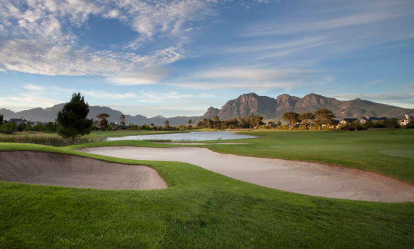 Top Golf Courses in South Africa.