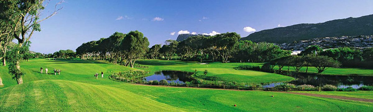 Top courses to play in Cape Town.