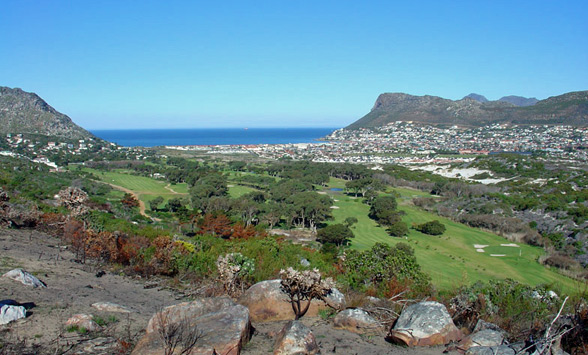 Golf Courses around cape town