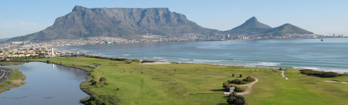 Top golf courses in Cape Town