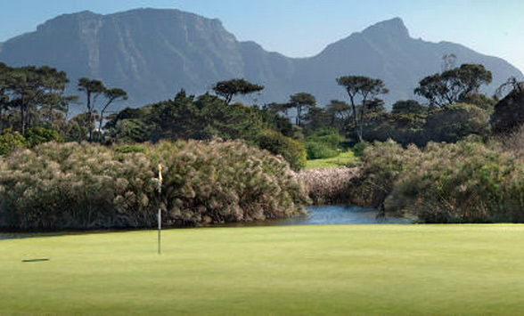Golfing holidays in Cape Town.