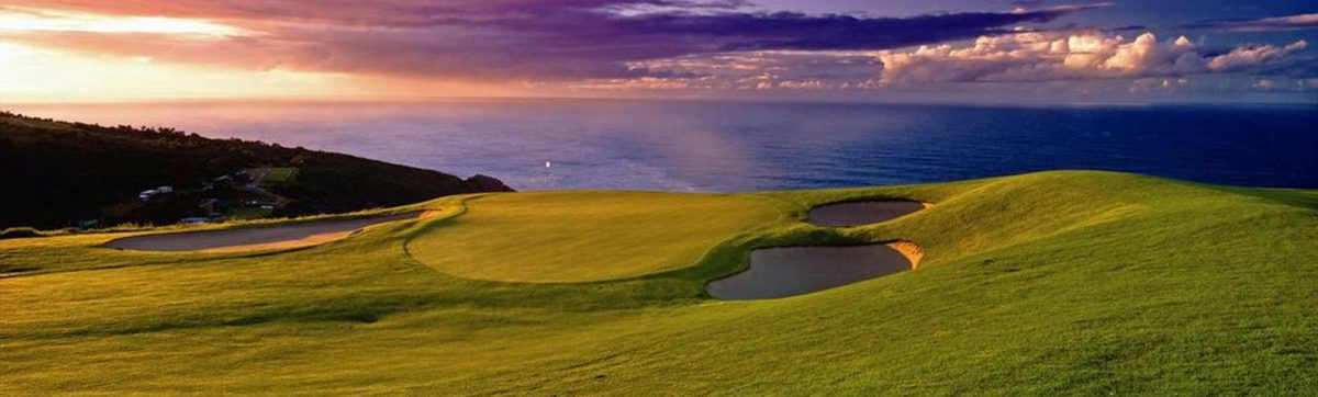 Garden Route golf course designed by Ernie Els.