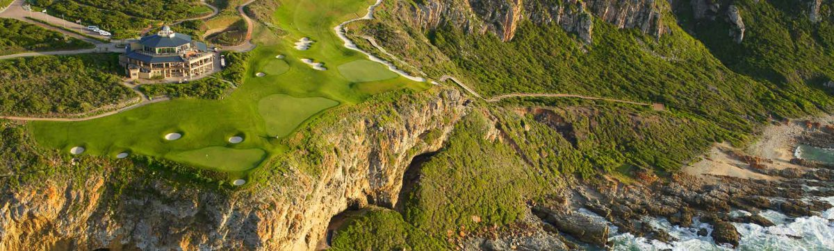 Self drive golf holidays in South Africa.