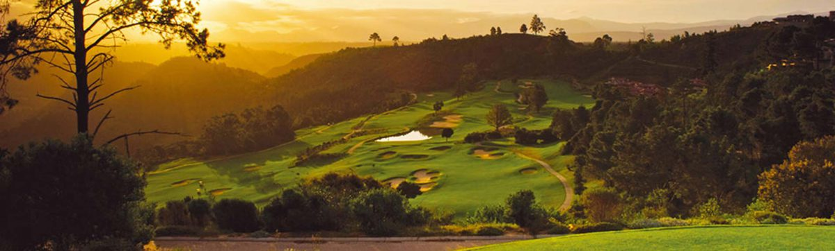 Where to play golf on the Garden Route.