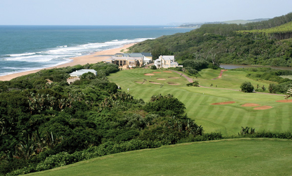 Top hotels and golf packages in Durban.