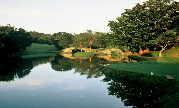South Africa Top golf courses.