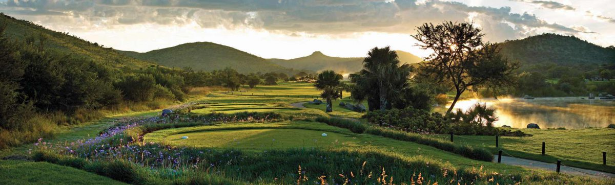 Golfing vacations in South Africa