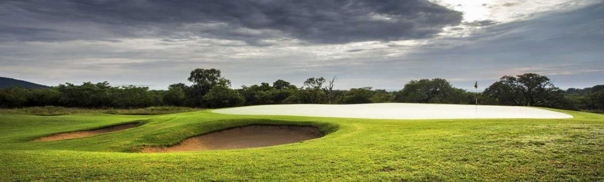South Africa golf courses in Limpopo.