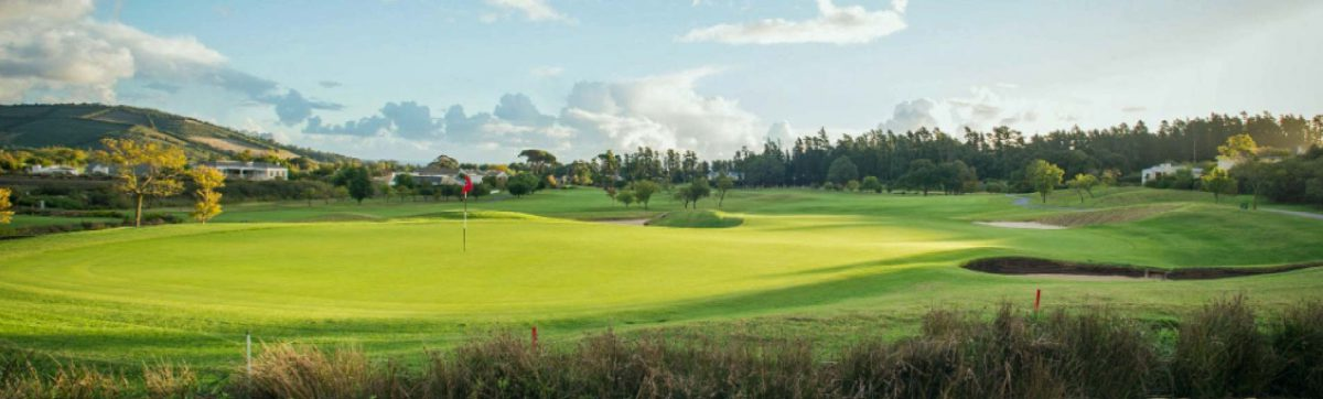 Golfing safaris in South Africa.