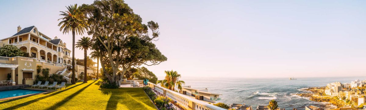 Top hotels in Cape Town.