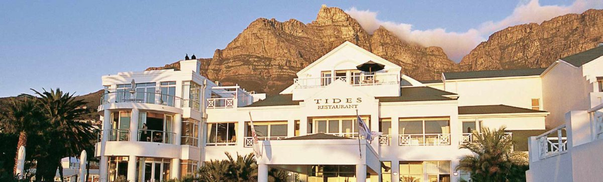 Top hotels in Cape Town, South Africa.