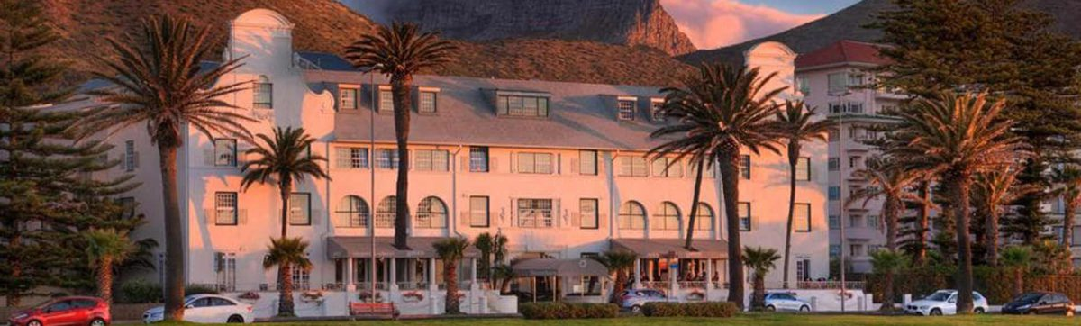 best hotels in Cape Town with sea Views.