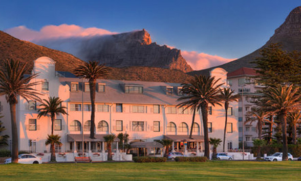 Where to stay for a honeymoon in Cape Town.