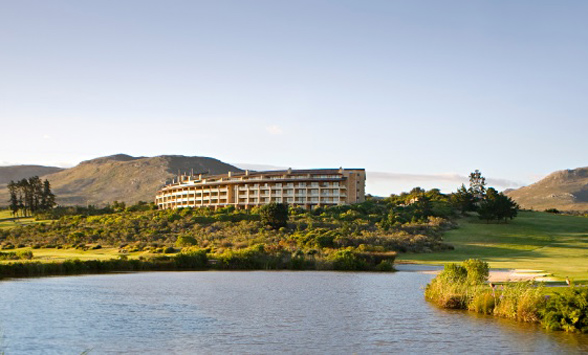 Arabella golf club, top courses in South Africa.