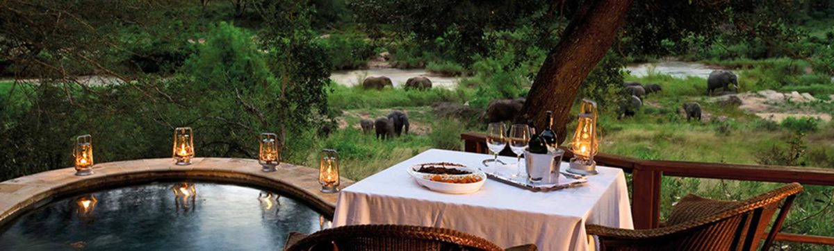 Best safari lodges in the Kruger for a golf holiday in South Africa.