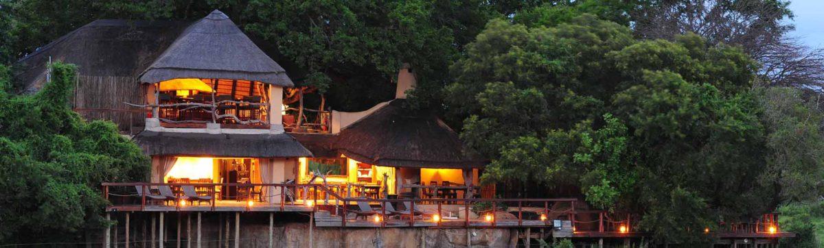 Top safari lodges in South Africa.