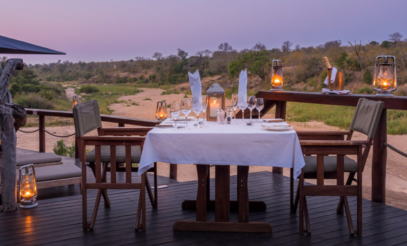 Safari holidays in the Kruger.