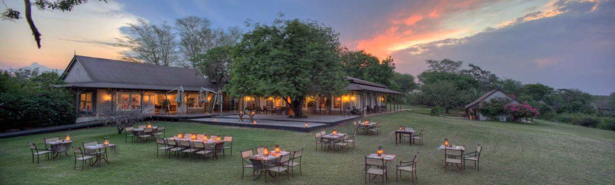 Top safari lodges in the Kruger
