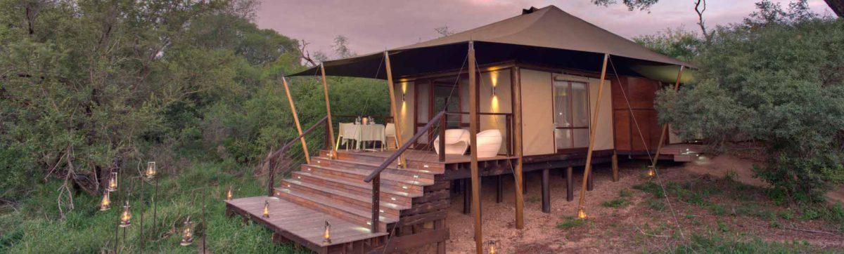 Honeymoon safari lodges in the Kruger.
