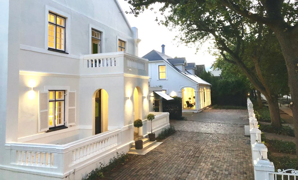 Cape Winelands accommodation and guest houses.