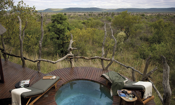 Family friendly safari lodges in South Africa.
