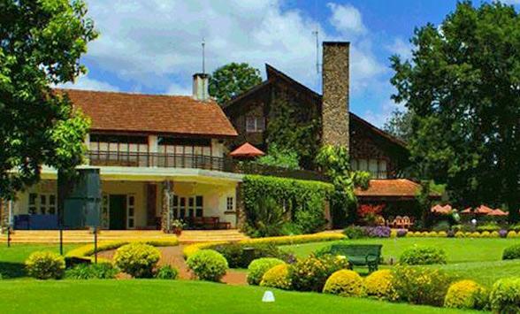Karen Country Club and Golf club in Kenya.